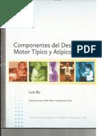 Componentes Del Desarrollo Motor Típico y Atípico