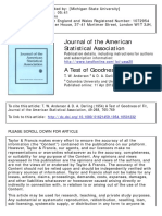 Journal of the American