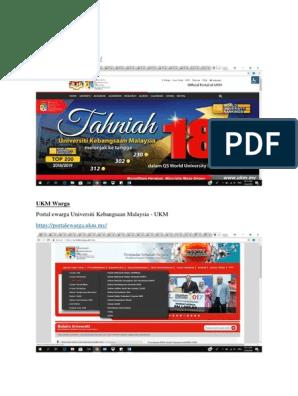 Ukm Website