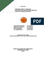 Proposal Magang Pvmbg