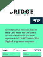 Bridge - Accenture Open Innovation - Startups Deck