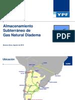 gasoducto diadema
