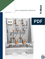 Bombas Sistemas Dosificacion Componentes Catalogo de Productos ProMinent 2017 Folio 1