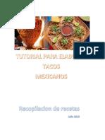 Tutorial Para Tacos