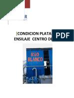 Condicion Platafoma Ensilaje Centro ELCE
