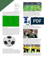 reglas del futbol con imagenes