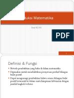 SAP 3f - Induksi Matmatika