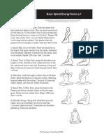 Basic Spinal Kriya
