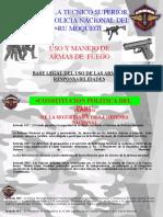 Uso y Manejo de Armas de Fuego 1ex