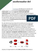 El papel transformador del lenguaje - Nexo Psicología Aplicada