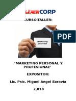 Marketing Personal 7p