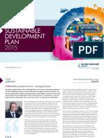 Sustainable Development Plan