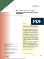 Pulmonary Aspergillosis FR 2006