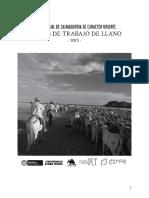 15-Cantos de Trabajo de Llano - PES