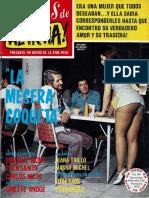 Revista Alarma - La mesera coqueta - Historia de la historieta mexicana