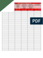 lista de cotejo de escritura
