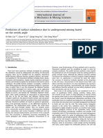 Prediction of surface subsidence due to underground mining based.pdf
