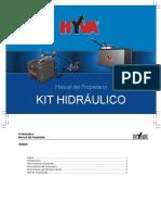 Manual Do Proprietario Kit-Espanhol