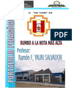 Portafolio San Isidro 2017
