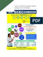 IT Coaching Center in Madurai-Spoken English Coaching Center in Madurai