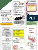 Leaflet Imunisasi Terbaru