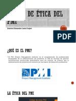 Código de Ética Del Pmi