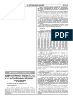 4 D.S. 138-2012 MODIFICA AL D.S. 184