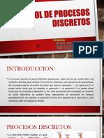 Control de procesos discretos