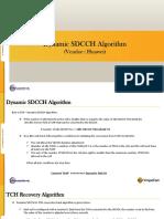 Dynamic SDCCH Algorithm_Huawei