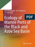 Ecology of Marine Ports on Black Sea