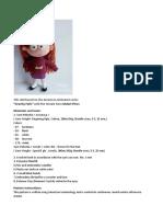 Doll Mabel Pines