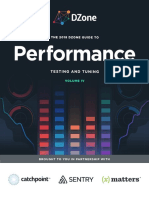 8585982 Dzone2018 Researchguide Performance