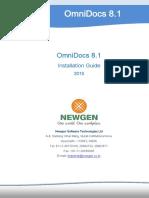 OmniDocs 8.1 Installation and Upgrade Manual.pdf