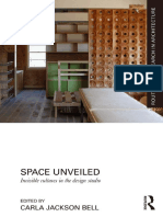 Space Unveiled Invisible Cultures in The