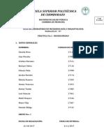 Informe de Práctica de Bioseguridad