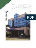 10 Univ Bekasi