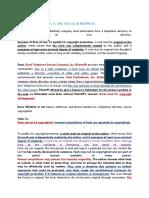7 Feist Publications vs Rural Telephone