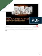 Basics of Ac Drive Hardware Construction