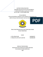 Laporan KP Furnace CDII UNSRI.doc