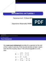 materi UAS Matkeu IPB
