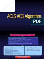 ACLS ACS Algorithm New