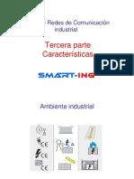 Curso de Redes de Comunicación industrial parte 3 Caracteristicas