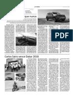 Edição de 25 de Janeiro de 2018