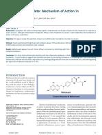2008 Mtx Update; Mechanism in Action Psoriasis