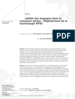 RFID aérien