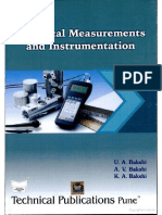 electrical mesurements and instrumentation