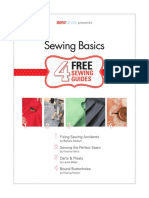 Sewing Basics- 4 Free Sewing Guides - SewNews.pdf