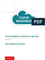 Spring18 Oracle Adapter for Salesforce Lightnint New Feature Summary