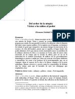Publicacion La Escalera Revista Unicen. Víctor o Los Niños Al Poder