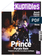 Les Inrockuptibles  Prince 2017